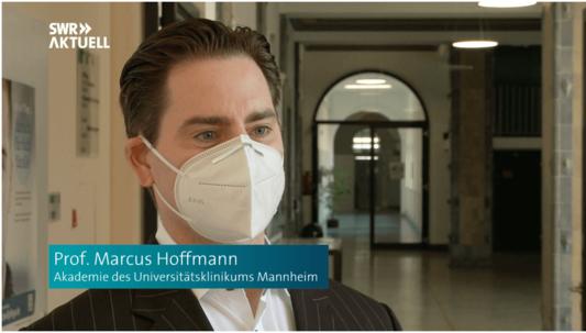 Prof. Marcus Hoffmann - Direktor der Akademie